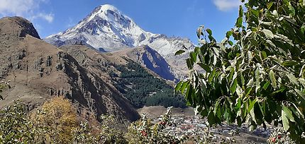 Glacier Kazbegi 5047m