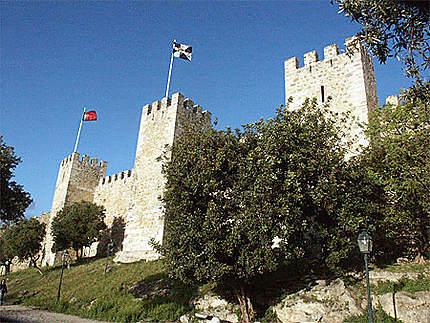 Le chateau de Sao Jorge