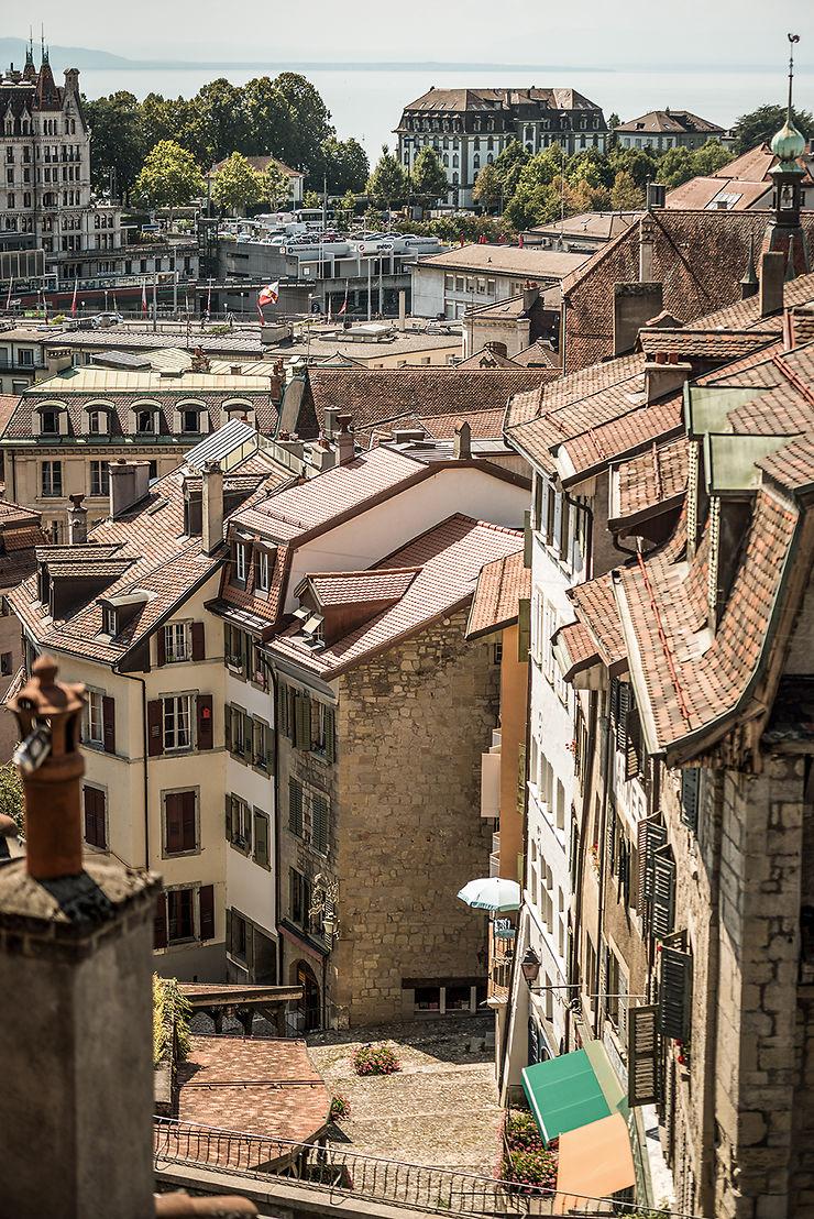Visite guidée de Lausanne en douceur