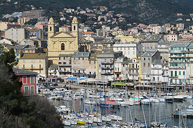 Bastia, la Méditerranéenne