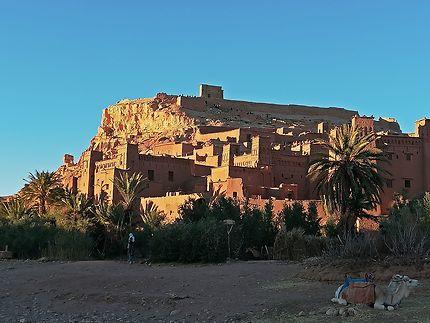 Le ksar d'Aït-Benhaddou