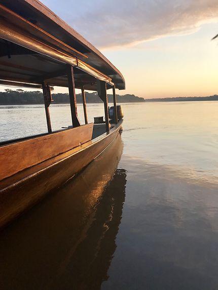 Le fleuve Madre de Dios - Puerto Maldonado