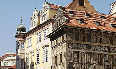 Staré Město (Vieille ville)