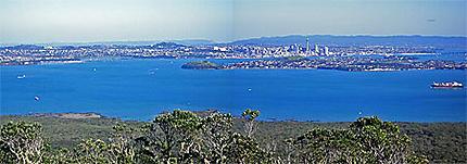 Panorama de Auckland