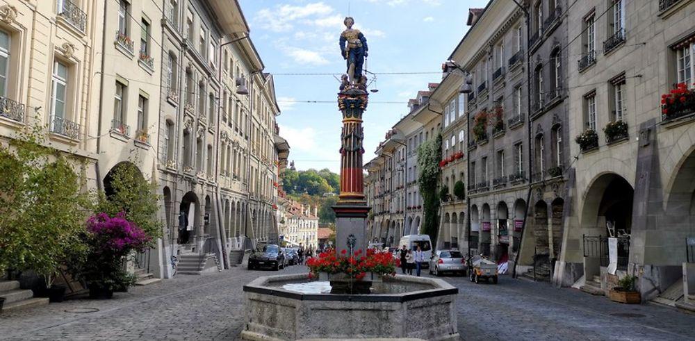 Berne : la Ville Aux Ours