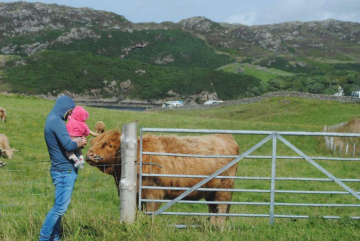Road trip écossais avec bébé de 10 mois