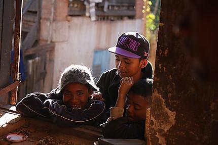 Jeunesses malgaches
