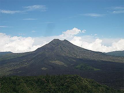 Mont Batur à Kintamani