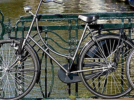 Vélo au repos
