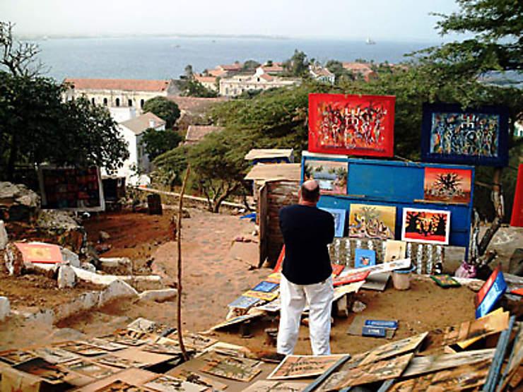 Gorée, symbole de l'esclavagisme