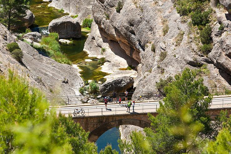 Les voies vertes de Catalogne