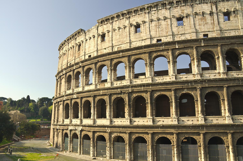 Rome : Quand le Colisée doit faire face... aux malaises cardiaques - Routard .com