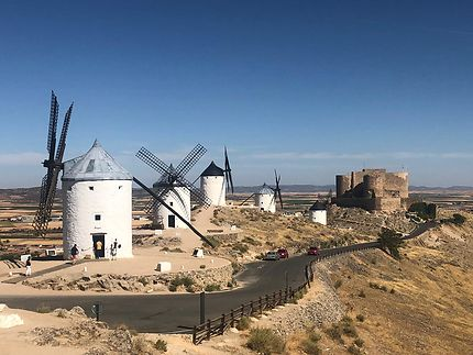 La route de Don quichotte
