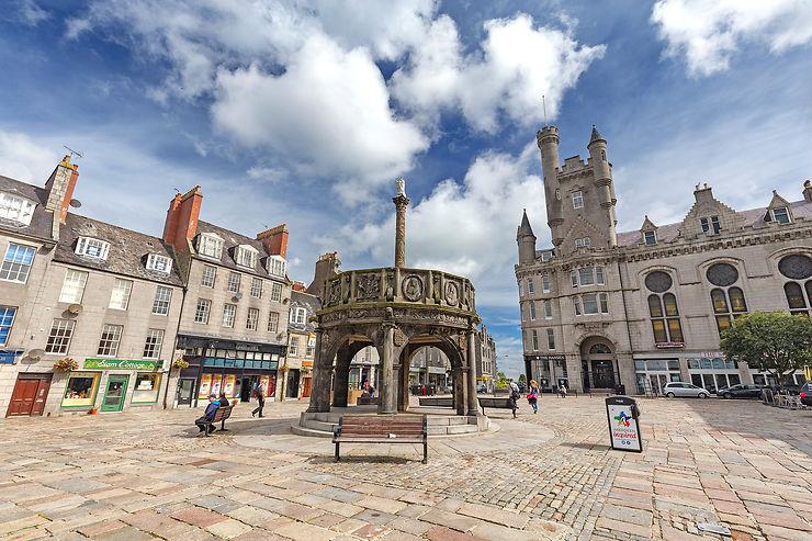 Écosse : Aberdeen, entre pétrole, châteaux et whisky