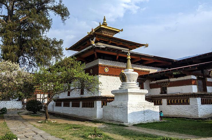 Le Bhoutan : un pays de temples