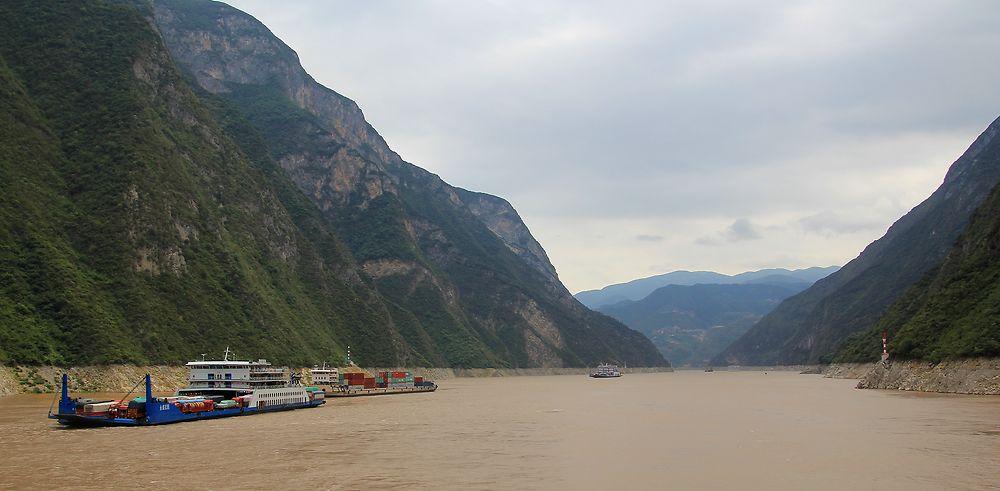 Chine, au fil de l'eau du grand fleuve Yang Tse