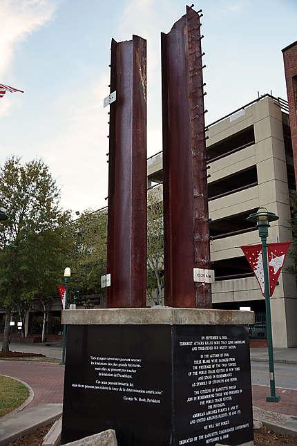 Mémorial pour le 11 septembre