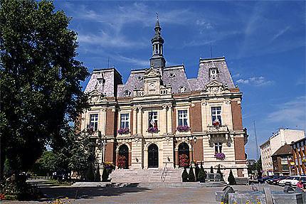 Hôtel de ville, Doullens