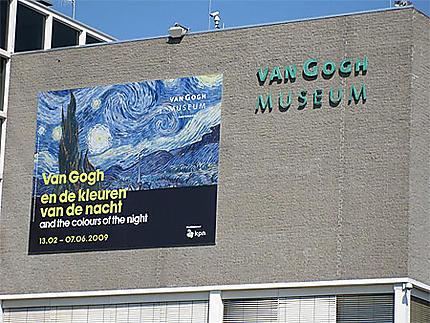 Musée Van Gogh - Les couleurs de la nuit