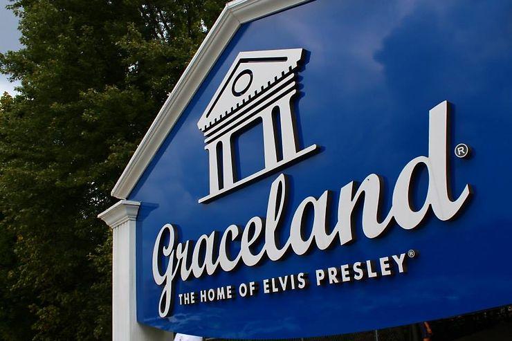 Dans l'antre d'Elvis à Graceland