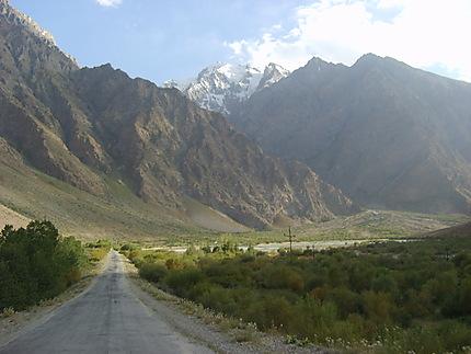 Route du Pamir Tadjikistan