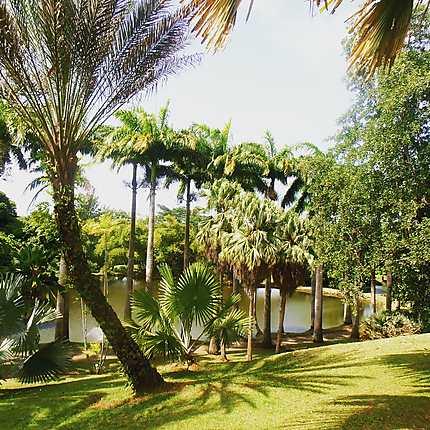 Jardin de l'Habitation Clément