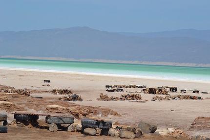 Lac Assal Djibouti