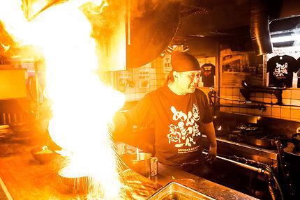 Fire ramen