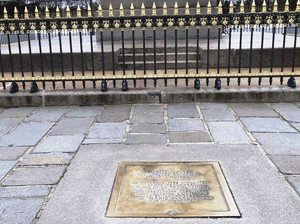 La Place de la Concorde et la guillotine