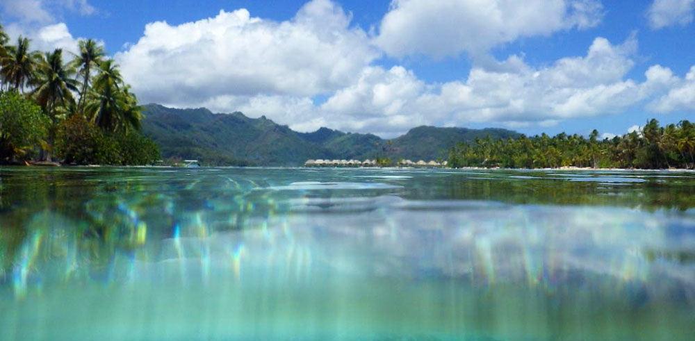 Carnet de voyage dans les iles de la Société en Polynésie
