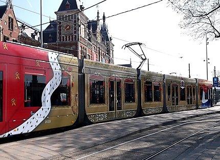 Royal tramway