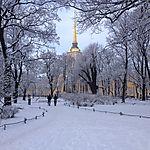 L'amirauté de Saint-Petersbourg
