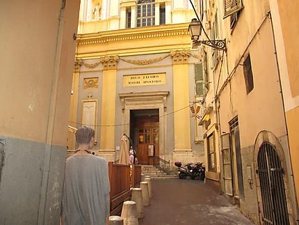 L'église du Gesu