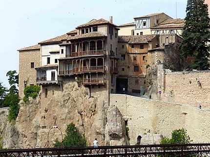 Cuenca - Maisons