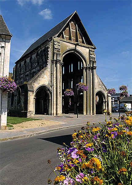 Eglise St-Pierre, Doullens
