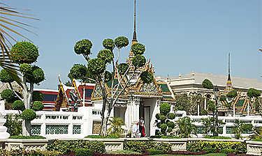 Wat Phra Kaeo et le Grand Palais