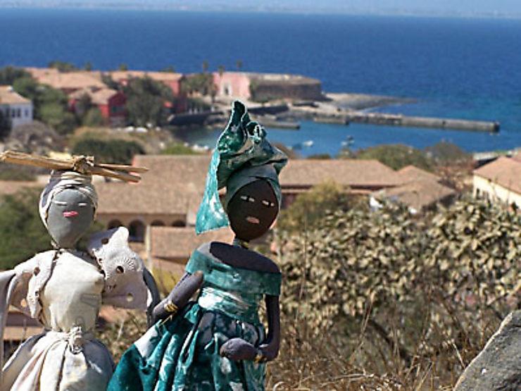 À Gorée, « l'homme est le remède de l'homme »