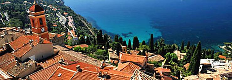La Côte d'Azur des artistes