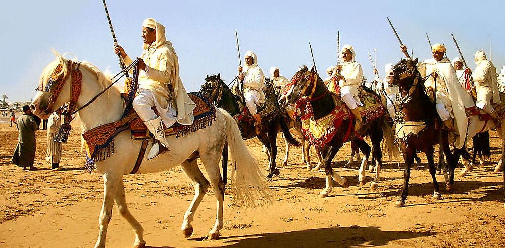 Sur les traces de Delacroix au Maroc