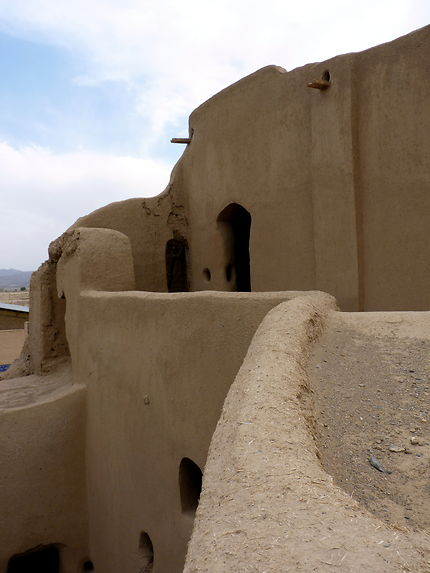 Dans la forteresse de Bayazeh