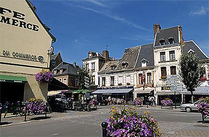 Centre ville, Doullens