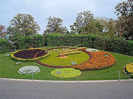 Horloge du Jardin Anglais