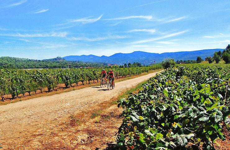 La Catalogne à vélo
