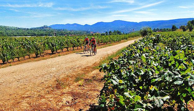 La Catalogne à vélo Maria Rosa Ferré - ACT