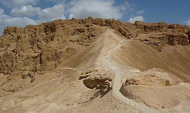 Massada (Israël)