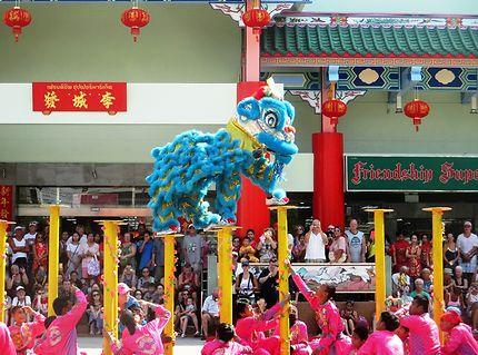 Nouvel an Chinois en Thaïlande