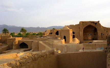 La petite ville de Jandaq