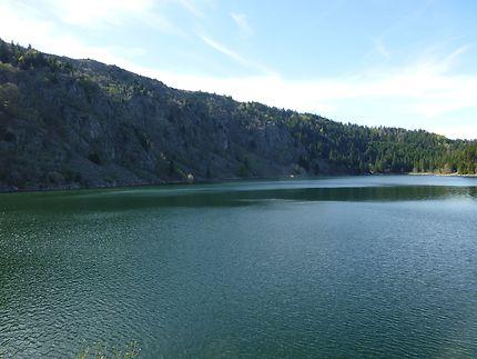 Lac blanc sous un autre angle, Alsace