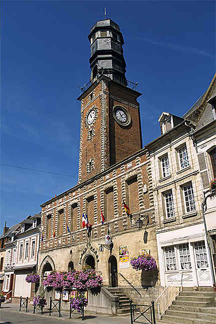 Beffroi, Doullens