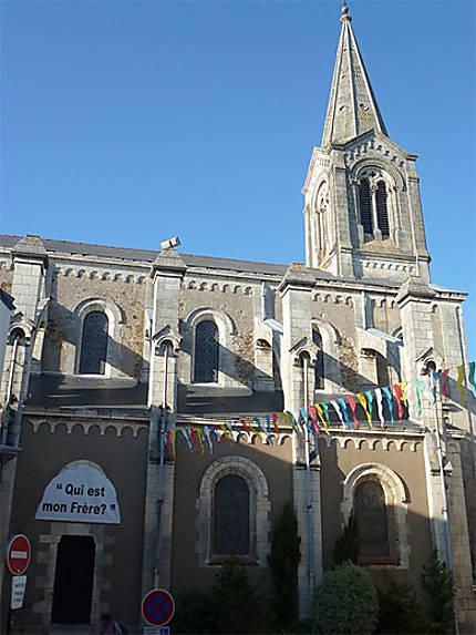 L'église de Saint-Gilles